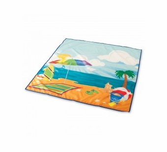 Pacific Play Tents <br />Seaside Beach Mat