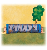 Pacific Play Tents <br />The Fun Tube Tunnel (Blue)