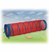 Pacific Play Tents <br />The Fun Tube Tunnel (Red)