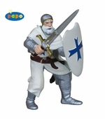 Papo <br />Blue Crusader Figurine #39398