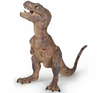 Papo <br />Brown Baby T-Rex #55029