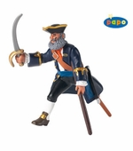 Papo <br />Captain with Wooden Leg Figurine #39415