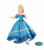 Papo <br />Dancing Princess Blue Figurine #39022