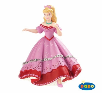 Papo <br />Dancing Princess Pink Figurine #39019