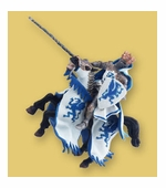Papo <br />Dragon King Blue Figurine #39387