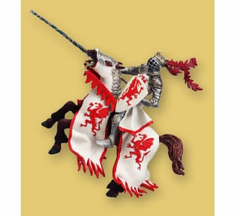 Papo <br />Dragon King Red Figurine #39386