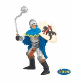 Papo <br />Officer With Mace Blue Figurine #39255