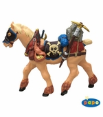Papo <br />Pirate Horse Figurine #39425