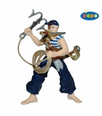 Papo <br />Pirate with Grapnel Figurine #39442
