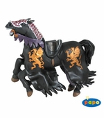 Papo <br />Prince of Darkness' Horse Figurine #38915