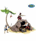 Papo <br />Treasure Island Figurine #39424