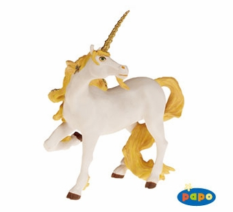 Papo <br />Unicorn Figurine #39018