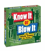 Patch Toys <br />Know It or Blow It