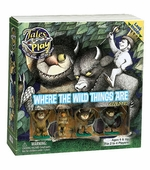 Patch Toys <br />Where The Wild Things Are Game