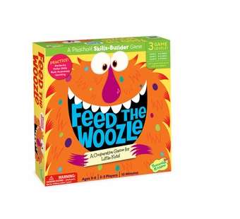 Peaceable Kingdom <br />Feed the Woozle Game