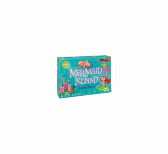 Peaceable Kingdom <br />Mermaid Island Game