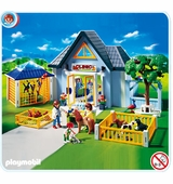 Playmobil <br />Animal Clinic #4343