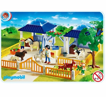 Playmobil <br />Animal Nursery #4344