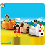 Playmobil <br />Animal Train #6767
