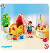 Playmobil <br />Baby Room #5334