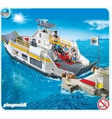 Playmobil <br />Car Ferry with Pier #5127