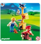 Playmobil <br />Cat Scratch Tree #4347