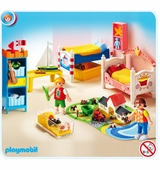 Playmobil <br />Child's Room #5333