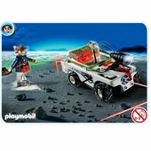 Playmobil <br />E-Ranger Explorer Quad #5151