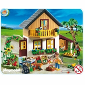 Playmobil <br />Farm House with Market #5120