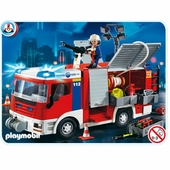 Playmobil <br />Fire Engine #4821