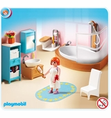 Playmobil <br />Grand Bathroom #5330