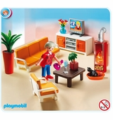 Playmobil <br />Living Room #5332