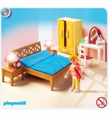 Playmobil <br />Parents Bedroom #5331
