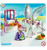 Playmobil <br />Pegasus with Princess #5144