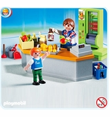 Playmobil <br />School Cafeteria #4327