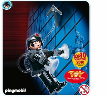 Playmobil <br />Secret Agent #4881