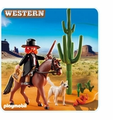 Playmobil <br />Sheriff with Horse #5251