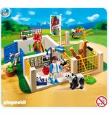 Playmobil <br />Super Set Animal Care Station #4009