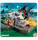 Playmobil <br />Super Set Dragon Lair #4006