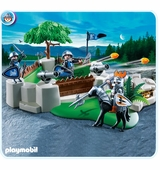 Playmobil <br />Super Set Knights Fort #4014