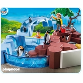 Playmobil <br />Super Set Penguin Habitat #4013