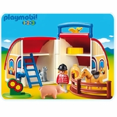 Playmobil <br />Take Along Barn #6778