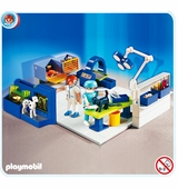 Playmobil <br />Vet Operating Room #4346