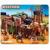 Playmobil <br />Western Fort #5245