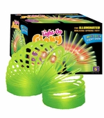 Poof-Slinky <br />Light-Up Slinky Toy