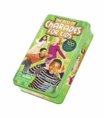 Pressman Toys <br />Best Charades for Kids Tin Game