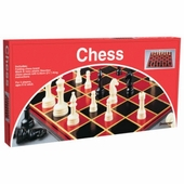 Pressman Toys <br />Chess (Folding Board)