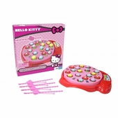Pressman Toys <br />Hello Kitty Let's Pick Flowers Game