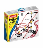 Quercetti <br />Skyrail Marble Run Roller Coaster with 150 Pieces