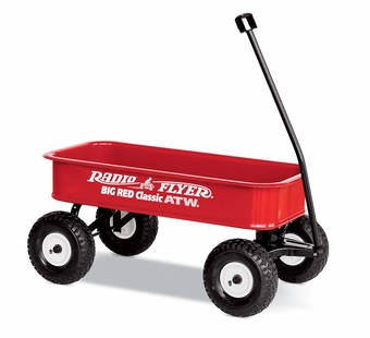 Radio Flyer <br />Big Red Classic ATW Wagon